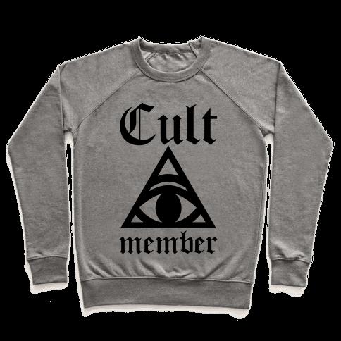 Cult Member Pullover