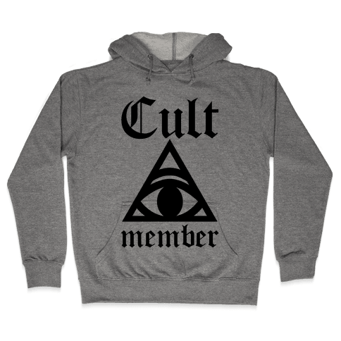 Cult Member Hooded Sweatshirt