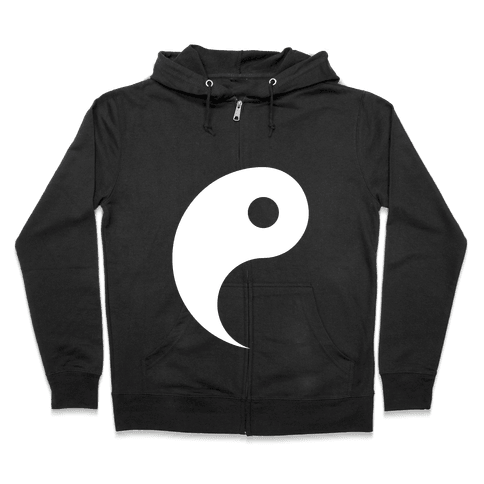 You're The Ying to My Yang Zip Hoodie