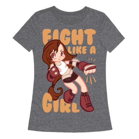 Tifa: Fight Like a Girl
