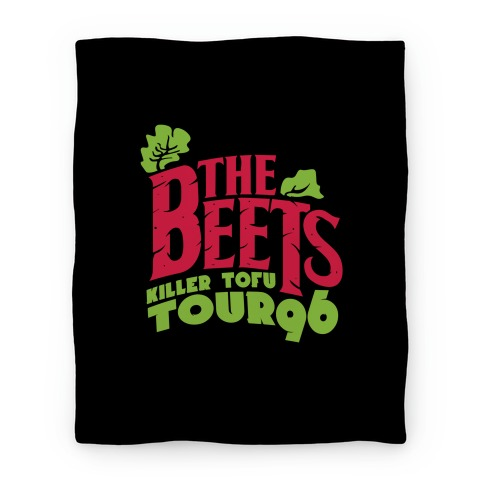 Beets Tour Blanket