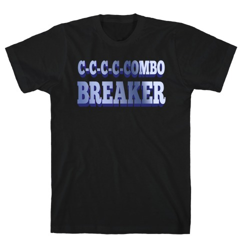 C-C-COMBO BREAKER Mens T-Shirt