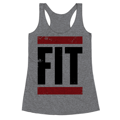 Fit Racerback Tank Top