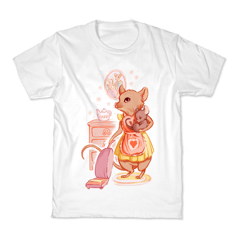 Mousewife Kids T-Shirt