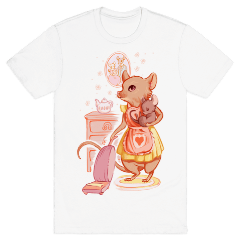 Mousewife Mens T-Shirt
