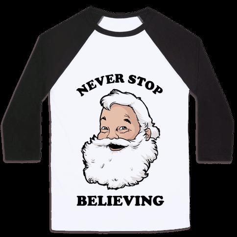 Never Stop Believing