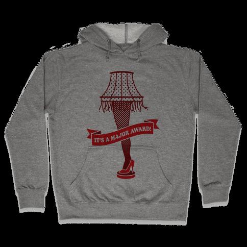 It's A Major Award Hooded Sweatshirt