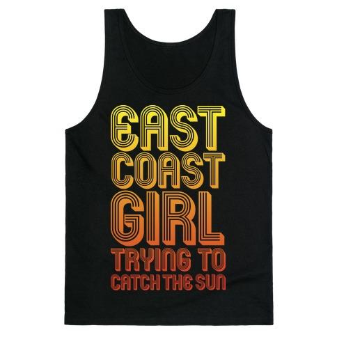 East Coast Girl Tank Top