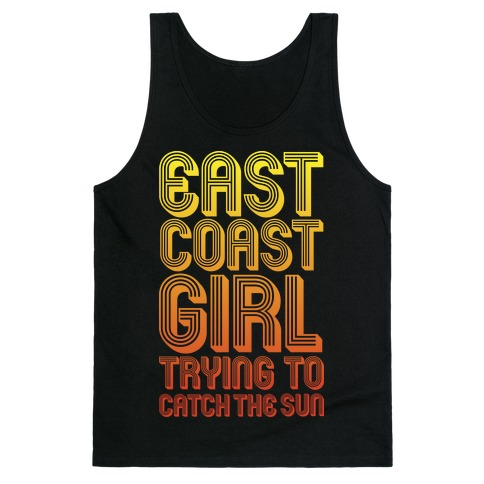 East Coast Girl Tank Top