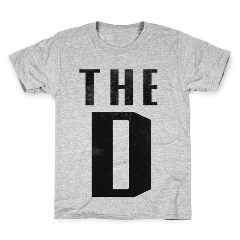 Want the D Kids T-Shirt