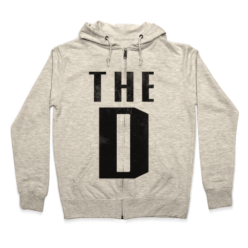 Want the D Zip Hoodie