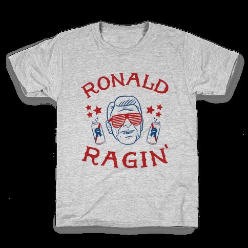 Ragin' Reagan Kids T-Shirt
