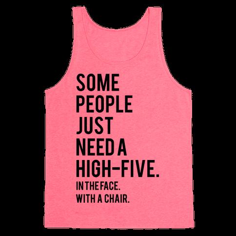 High Five Tank Top