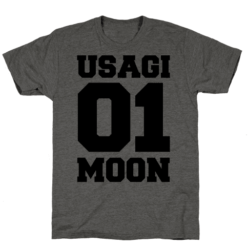 Usagi: 01 Moon Mens T-Shirt