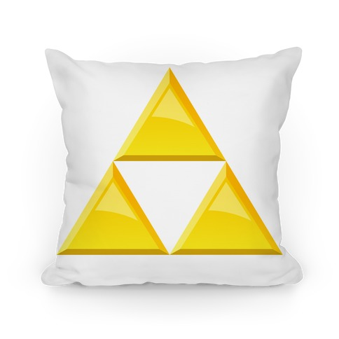 Triforce Pillow