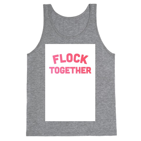 Birds of a Feather (Dusk) Tank Top