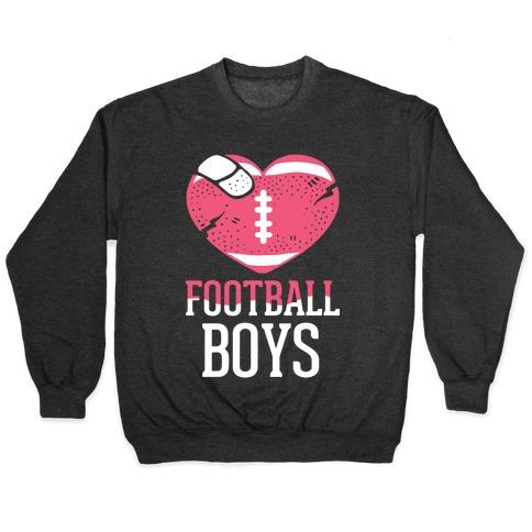 Football Boys Pullover