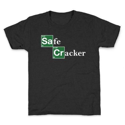 Safe Cracker Kids T-Shirt