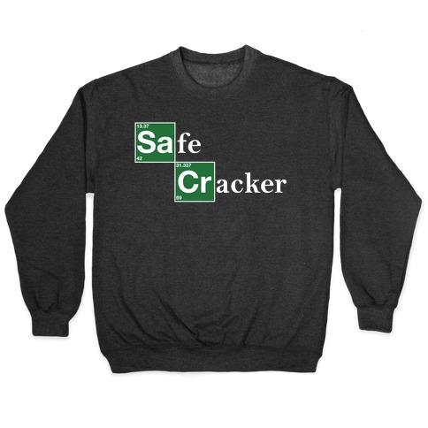 Safe Cracker Pullover