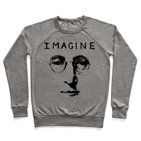 Imagine (Vintage Shirt) Pullover