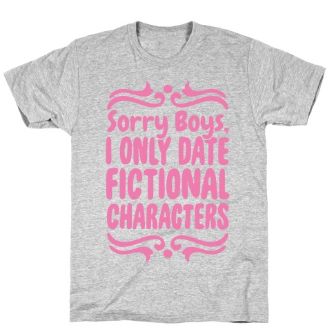 Fictional Boys T-Shirt