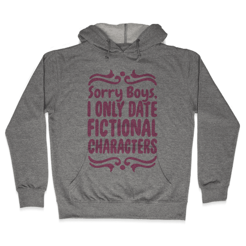 Fictional Boys Hooded Sweatshirt