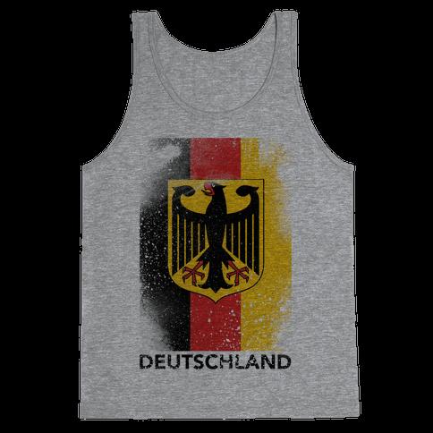 Deutschland Tank Top