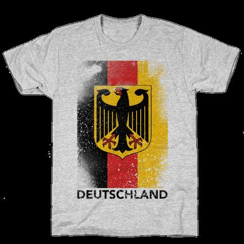 Deutschland Mens T-Shirt