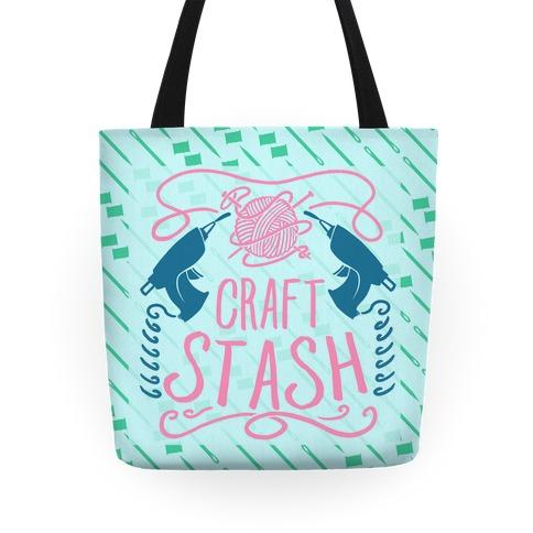 Craft Stash Tote