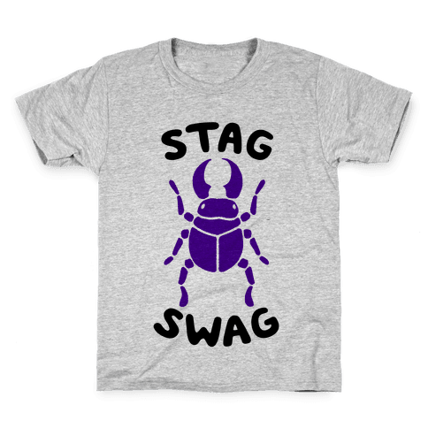 Stag Swag Kids T-Shirt
