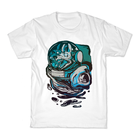 Space Madness Kids T-Shirt