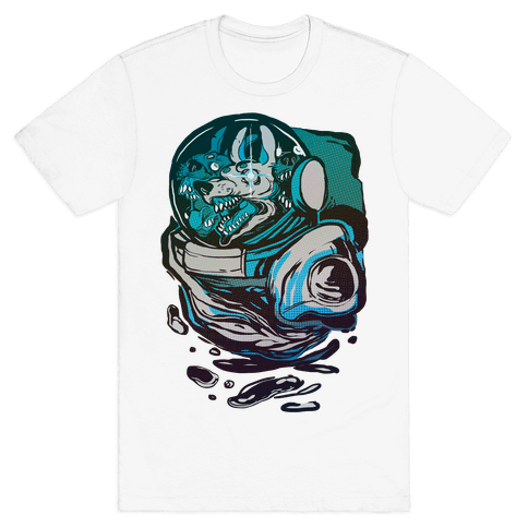 Space Madness Mens T-Shirt
