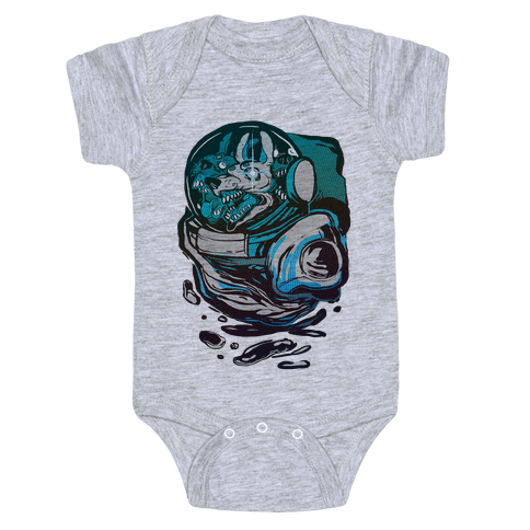 Space Madness Baby Onesy