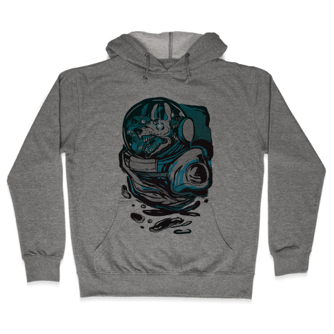 Space Madness Hooded Sweatshirt