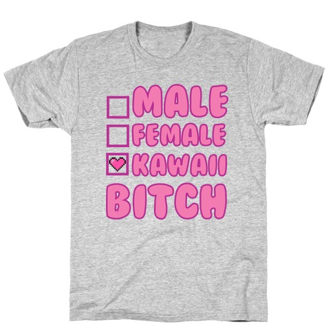 Kawaii Bitch T-Shirt
