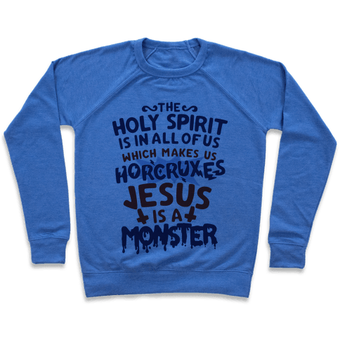 Holy Spirit Horcruxes Pullover