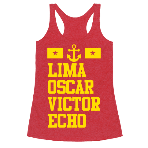 Lima Oscar Victor Echo (Navy)