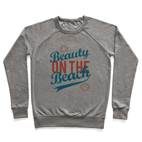 Beauty On The Beach (Tank) Pullover