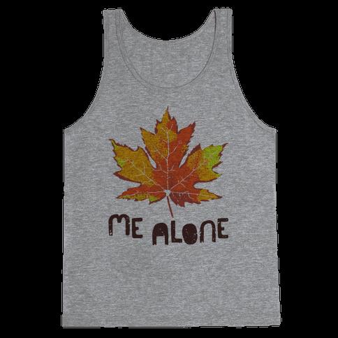 Leaf Me Alone Tank Top