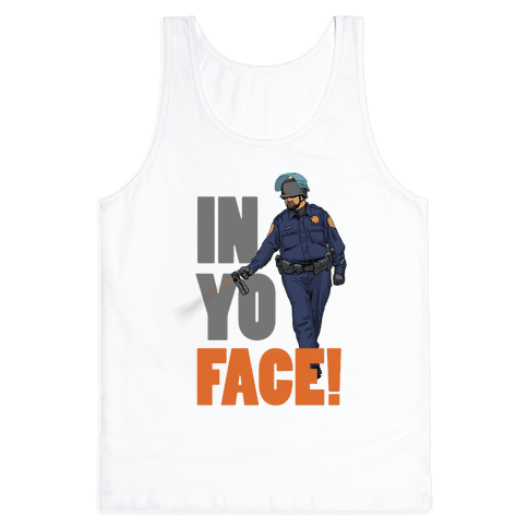 Officer John Pike In yo face! Tank Top