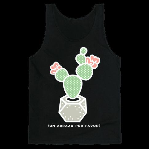 Cactus Hugs Tank Top