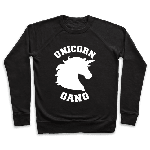 Unicorn Gang Pullover