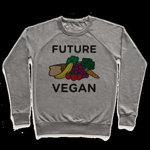Vegan Baby Pullover