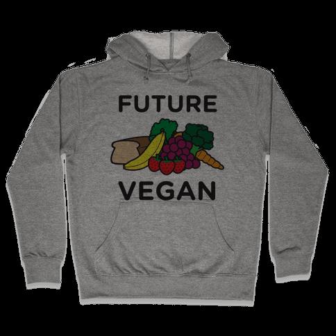 Vegan Baby Hooded Sweatshirt
