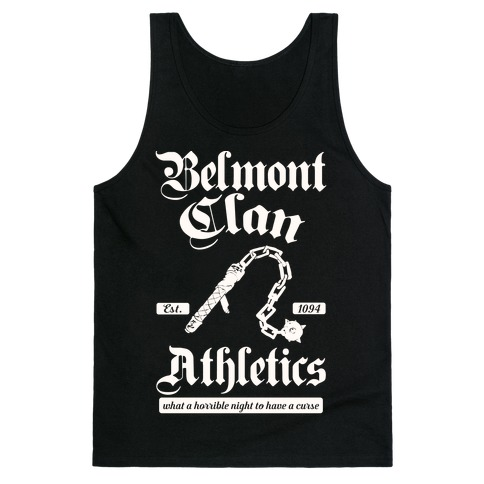 Belmont Clan Athletics Tank Top