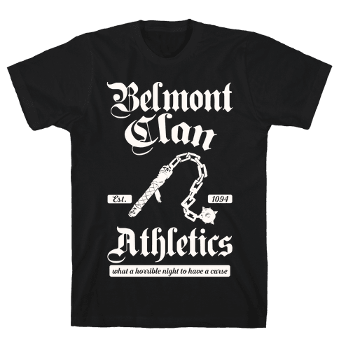 Belmont Clan Athletics Mens T-Shirt