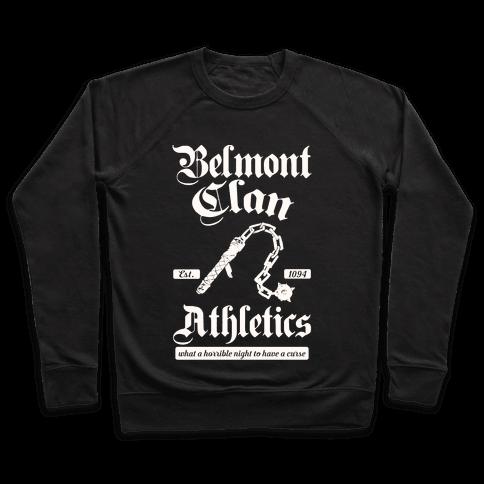 Belmont Clan Athletics Pullover