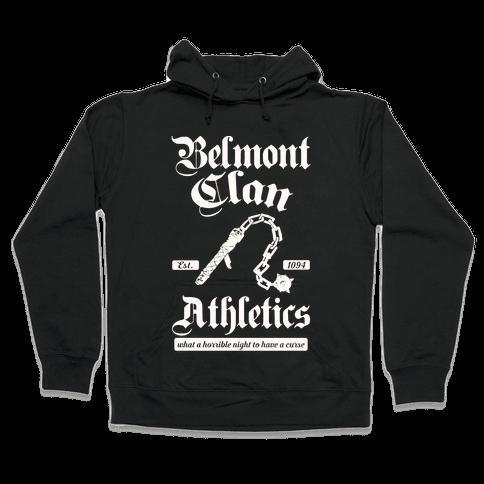 Belmont Clan Athletics Hooded Sweatshirt