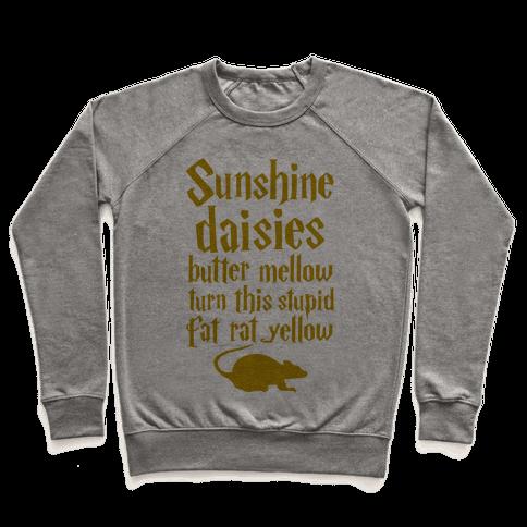 Sunshine, Daisies, Butter Mellow Pullover
