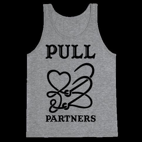 Pull Partner ( 2 ) Tank Top